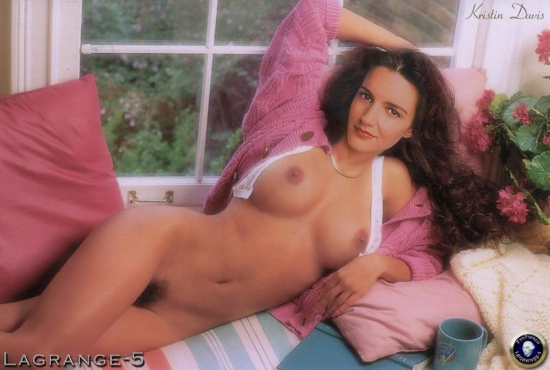 fake nude images of kristin davis