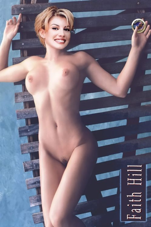 Faith hill nude consider