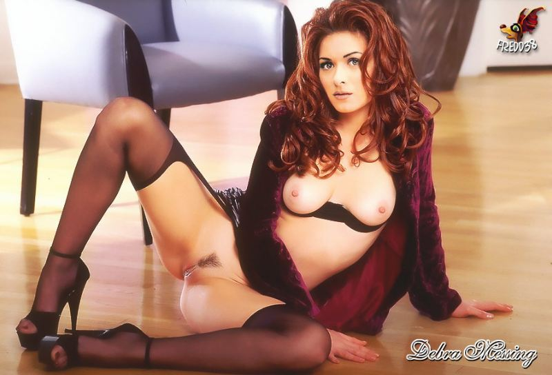 Debra Messing Nude Fakes 102