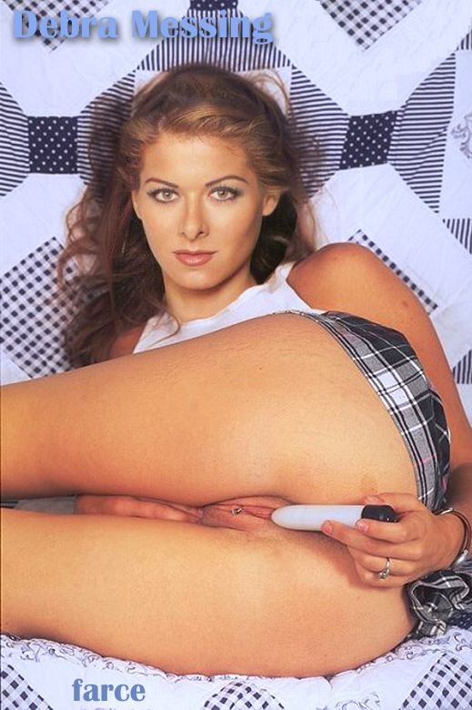 Assured, debra messing nude images pity